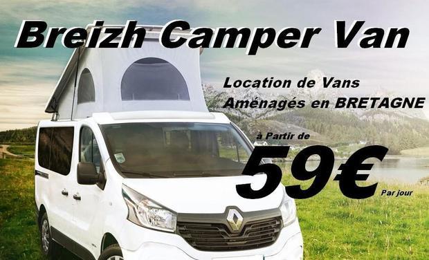 Visueel van project Breizh Camper Van