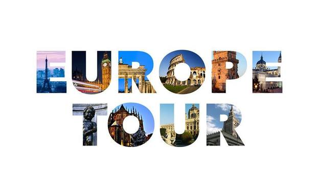 Project visual EUROPE TOUR