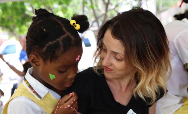 Visuel du projet Achat d'un Mini bus pour l'orphelinat SMDT en Haïti