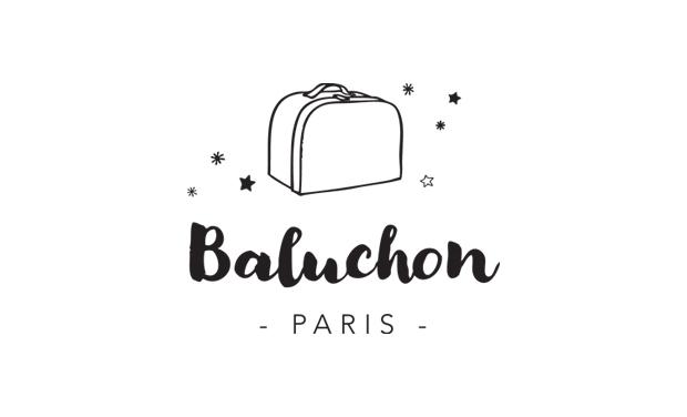 Visuel du projet Baluchon-Paris, le coffret enfant personnalisé