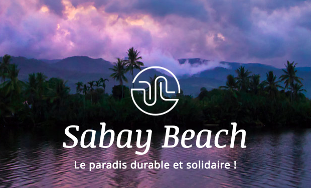 Visueel van project Sabay Beach, le paradis durable et solidaire !