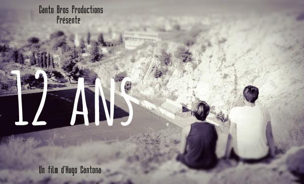 """Visuel du projet Court-métrage """"12 ANS"""""""