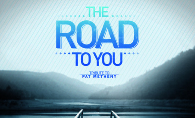 Visuel du projet the road to you enregistrement cd
