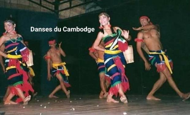 Project visual DANSES DU CAMBODGE