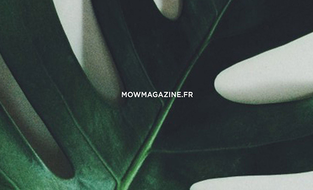 Project visual Mow Magazine | La revue papier