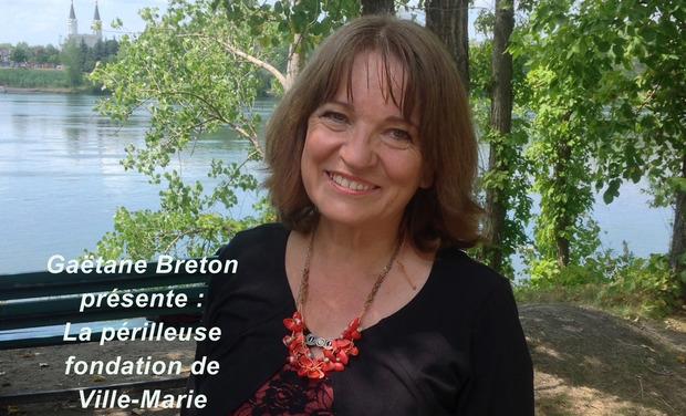 Visuel du projet Livre-CD La périlleuse fondation de Ville-Marie