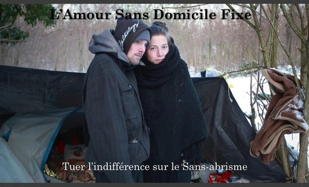 """Visueel van project Teaser """"L'Amour Sans Domicile Fixe"""""""