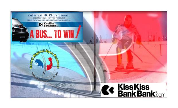 Visueel van project A BUS TO WIN