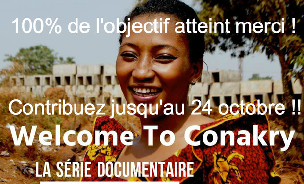 Visueel van project Welcome to Conakry