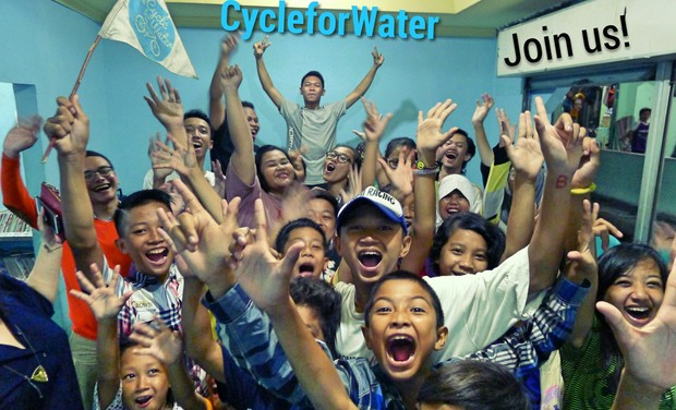 Project visual CycleforWater