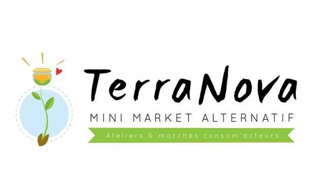 Visueel van project TerraNova - Deux projets, un concept