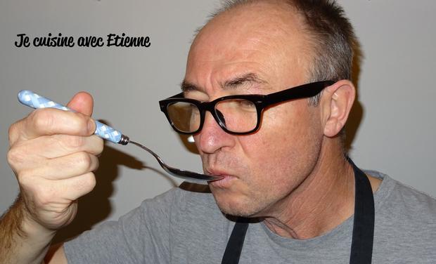Visuel du projet Je cuisine avec Etienne
