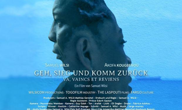 Visuel du projet GEH, SIEG und KOMM ZURÜCK / Va, Vaincs et Reviens (Feature Film)