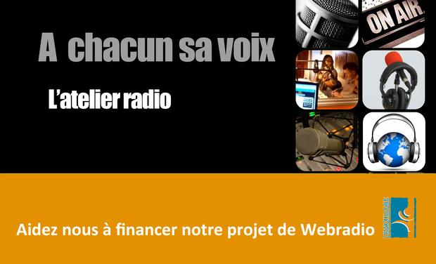 Project visual WebRadio