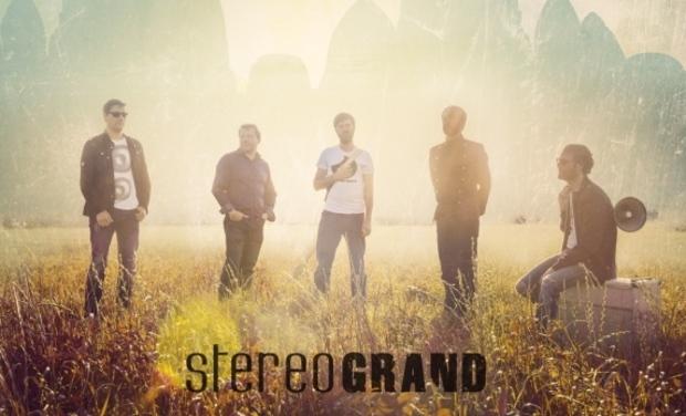 Visuel du projet Stereo Grand's new Album !!!