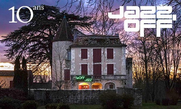 Project visual JazzOff, 10 ans