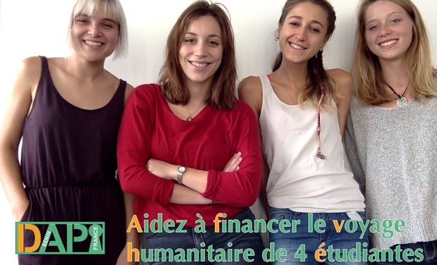Visuel du projet DAPI FRANCE - VOYAGE HUMANITAIRE AU BENIN