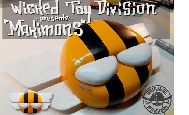 Visuel du projet Makimon - Wicked Toy Division