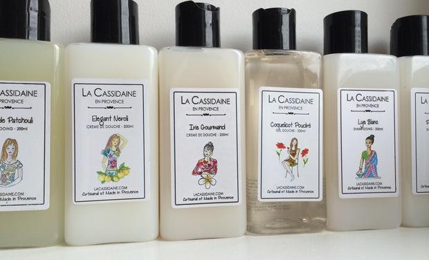 Visuel du projet Lancement de notre parfum la Cassidaine