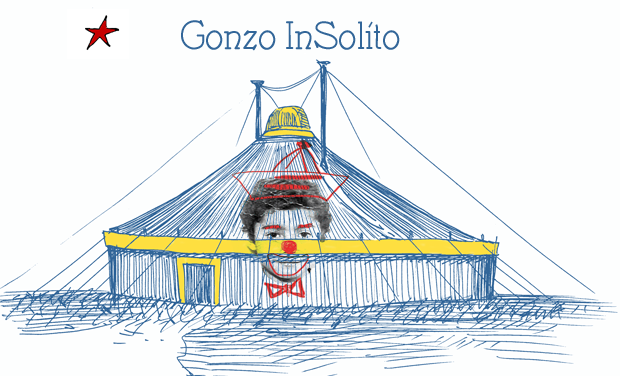 Project visual Gonzo InSolito