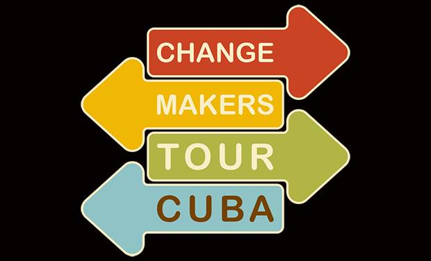 Project visual Change Makers Tour in Cuba