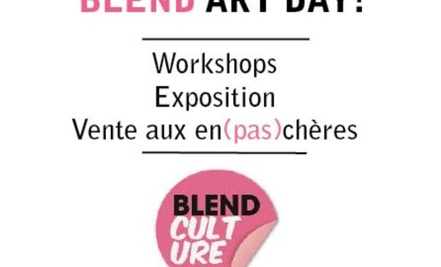 Project visual BLEND ART DAY !