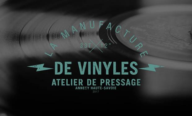 Project visual La Manufacture de Vinyles