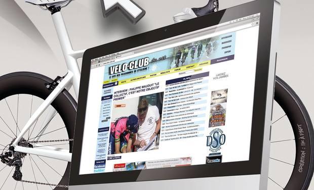 Visuel du projet Aidez nous à poursuivre l'aventure Velo Club du Net
