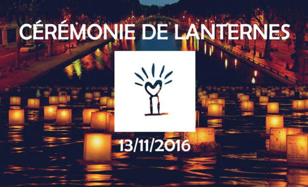 Visuel du projet Cérémonie de lanternes le 13 novembre