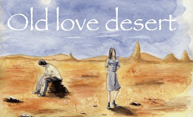 Project visual Old Love Desert