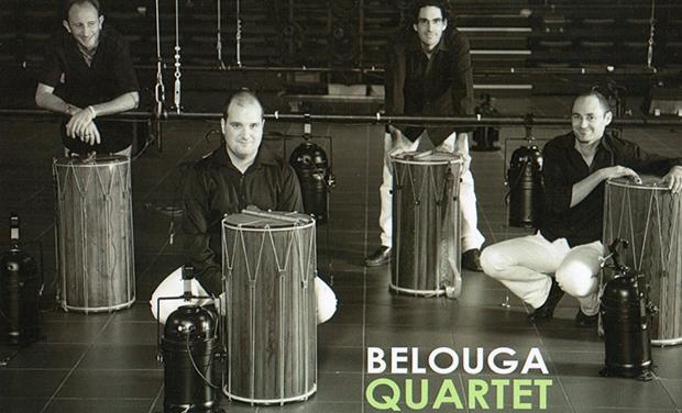 Visuel du projet Un disque pour le Bélouga Quartet !