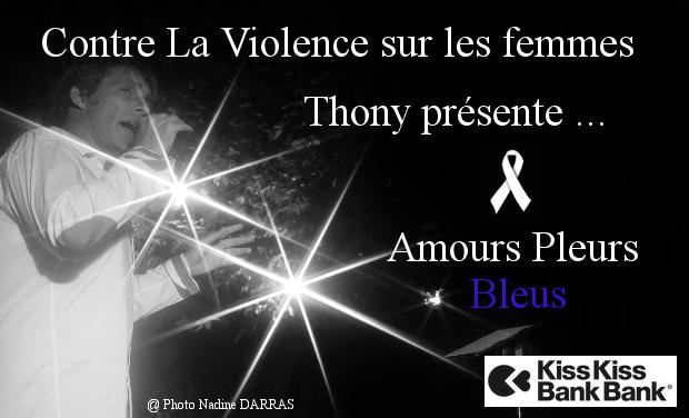 """Project visual Clip """"Amours Pleurs Bleus"""" sur le thème des Femmes Battues"""