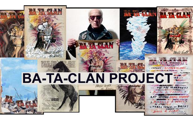 Visuel du projet BA-TA-CLAN PROJECT