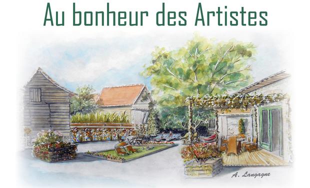 Visueel van project Au bonheur des Artistes