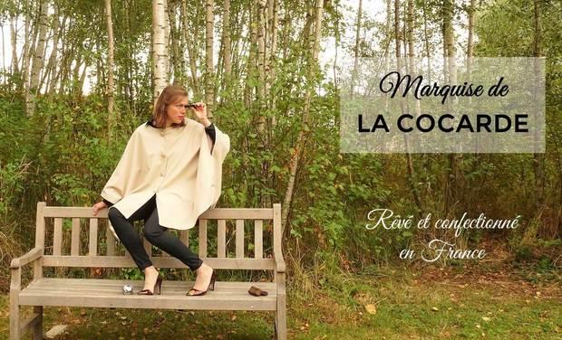 Visuel du projet Marquise de LA COCARDE, Tenues aux parures interchangeables