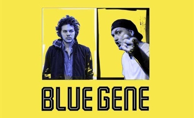 Project visual Blue Gene >> Du 2.0 au vinyle