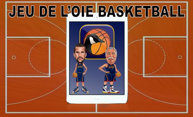 Visueel van project Jeu de l'oie Basketball