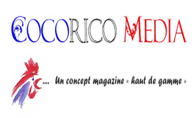 Project visual Magazine Cocoricomedia