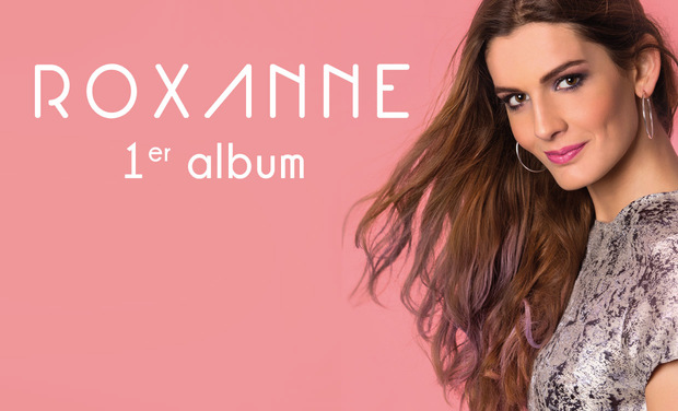 Visuel du projet Roxanne - son 1er album