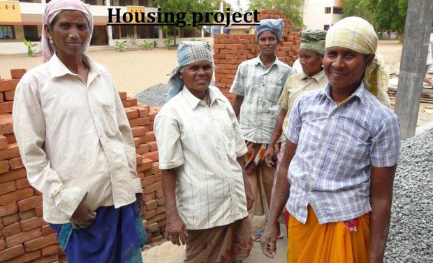 Project visual Housing Project