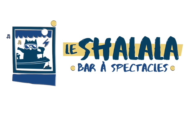 Project visual Le Shalala - Bar à Spectacles