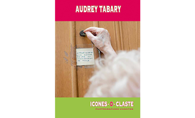 Project visual ICONES-O-CLASTE – AUDREY TABARY - Livre photographique
