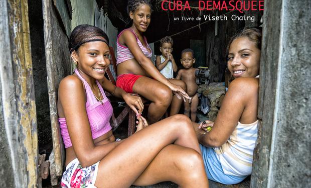 Project visual Cuba démasquée par Viseth Chaing
