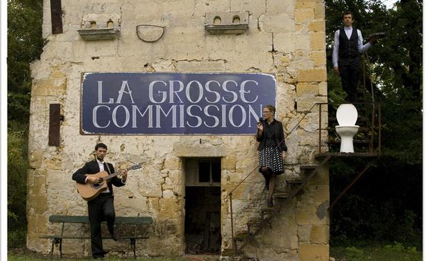 Visueel van project LA GROSSE COMMISSION
