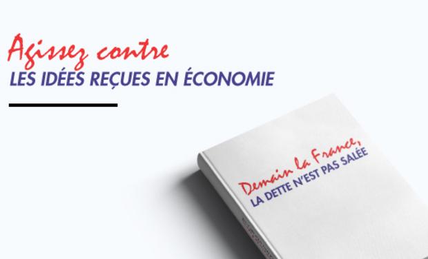 Visueel van project Demain la France, la dette n'est pas salée