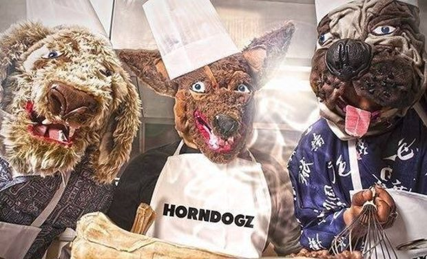 Project visual clip Horndogz vol. 2