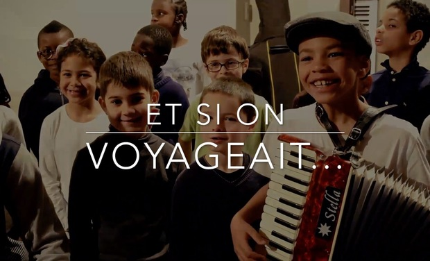 Project visual Et si on voyageait ?