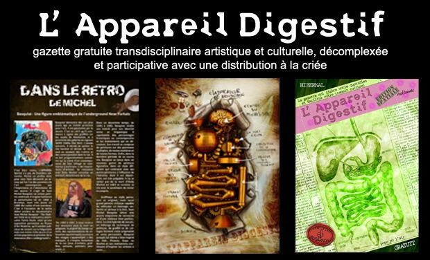 Project visual L'Appareil Digestif