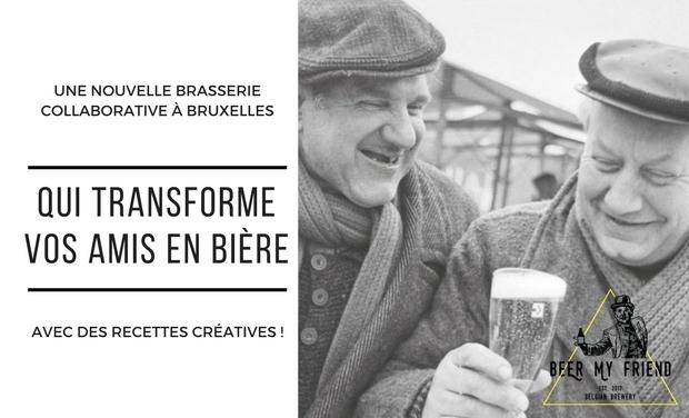 Visuel du projet Brasserie Beer My Friend