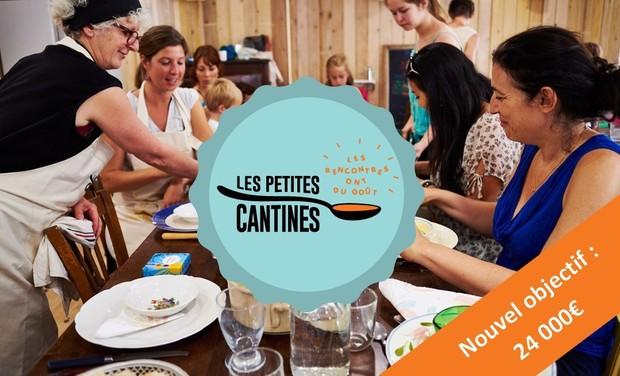 Visueel van project Les Petites Cantines